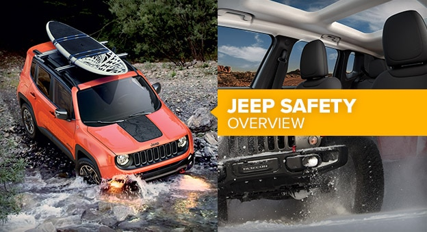 Jeep Safety Overview - Limon, CO