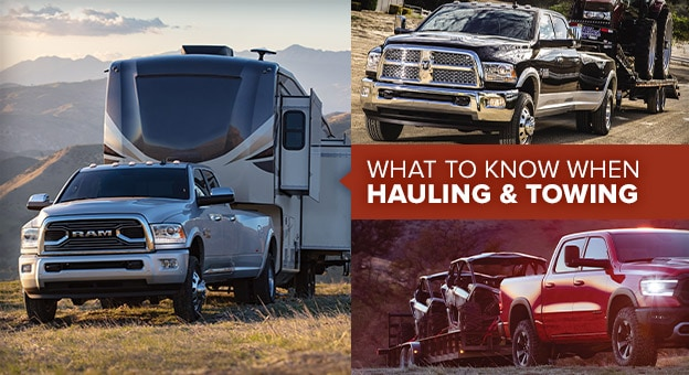 What To Know When Hauling & Towing - Limon, CO