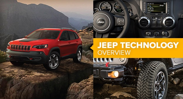 Jeep Technology Overview - Limon, CO