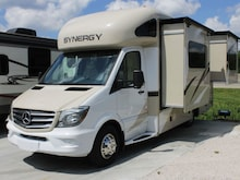 2018 Thor Motor Coach Synergy Sprinter SD24 Cab and Chassis