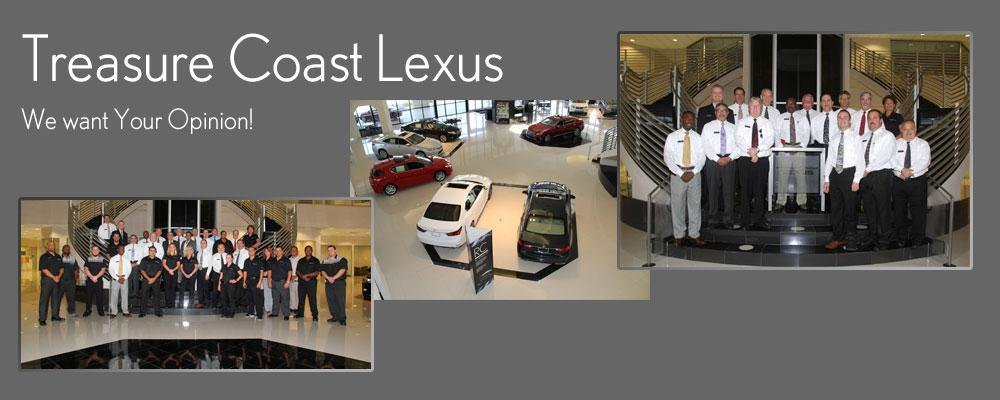 Treasure Coast Lexus >> Treasure Coast Lexus Reviews See What Our Customers Have