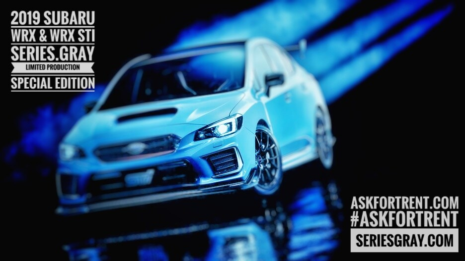 Trent The Car Guy 2019 Subaru Wrx And Wrx Sti Model Specs And Pricing