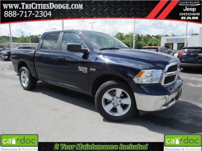 Used 2019 Ram 1500 Classic SLT Truck Crew Cab 1C6RR7LTXKS511323 for sale near Johnson City