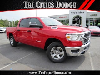 2019 Ram All-New 1500 TRADESMAN CREW CAB 4X4 5'7 BOX Crew Cab 1C6SRFGT0KN612391