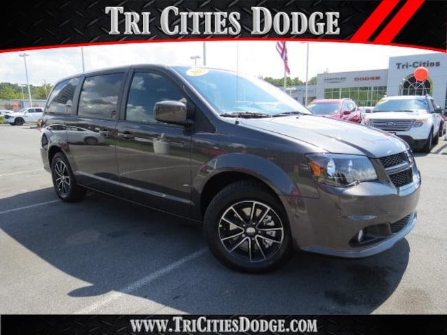 New 2019 Dodge Grand Caravan SE PLUS Passenger Van 2C4RDGBG4KR501383 2C4RDGBG4KR501383 for sale near Johnson City