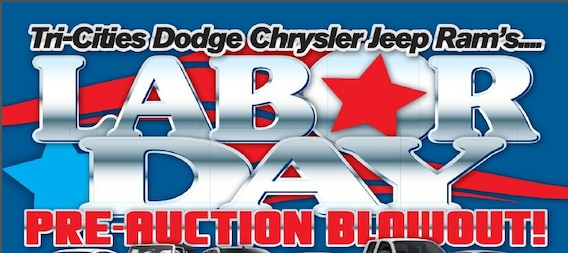 Used Cars Tri Cities >> Find Cheap Used Cars At Tri Cities Dodge Labor Day Pre Auction