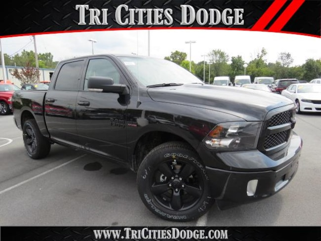 New 2018 Ram 1500 BIG HORN CREW CAB 4X4 5'7 BOX Crew Cab 1C6RR7LT8JS339193 1C6RR7LT8JS339193 for sale near Johnson City