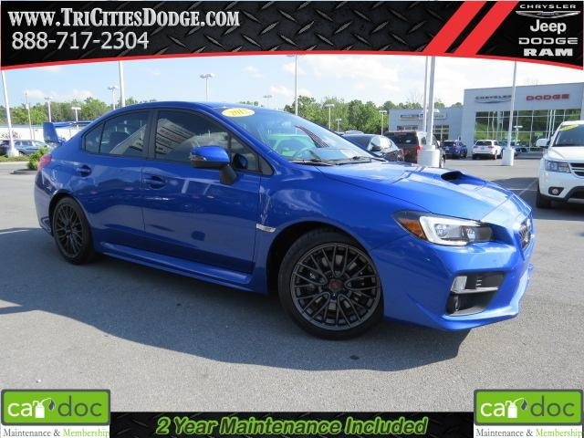 Sti For Sale >> Used 2017 Subaru Wrx Sti For Sale Kingsport Near Johnson City