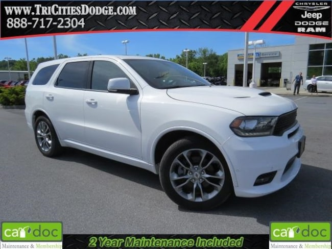 Used 2019 Dodge Durango R/T SUV 1C4SDJCT6KC549258 for sale near Johnson City