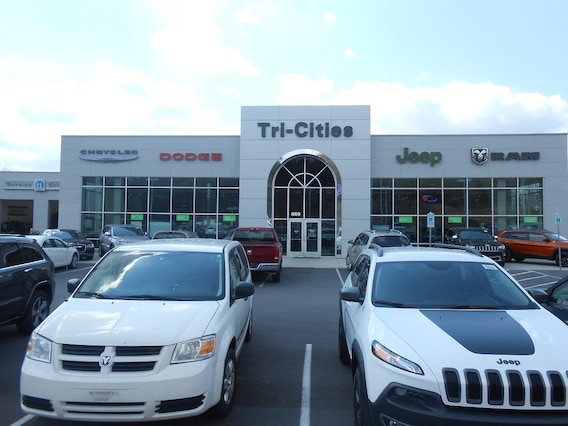 Used Cars Tri Cities >> Dodge Ram Chrysler Jeep Dealership Selling New Used Cars