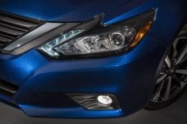 2016 Nissan Altima Headlights