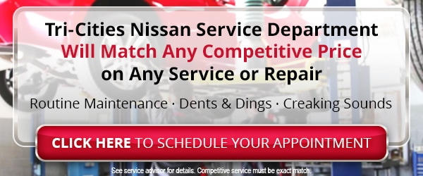 Nissan Service Center near Bristol & Kingsport TN