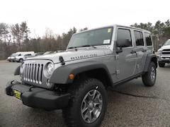 2018 Jeep Wrangler JK UNLIMITED RUBICON 4X4 Sport Utility