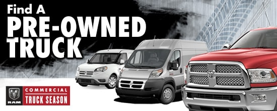 Tri-CIty Pre-Owned Commercial Vehicles