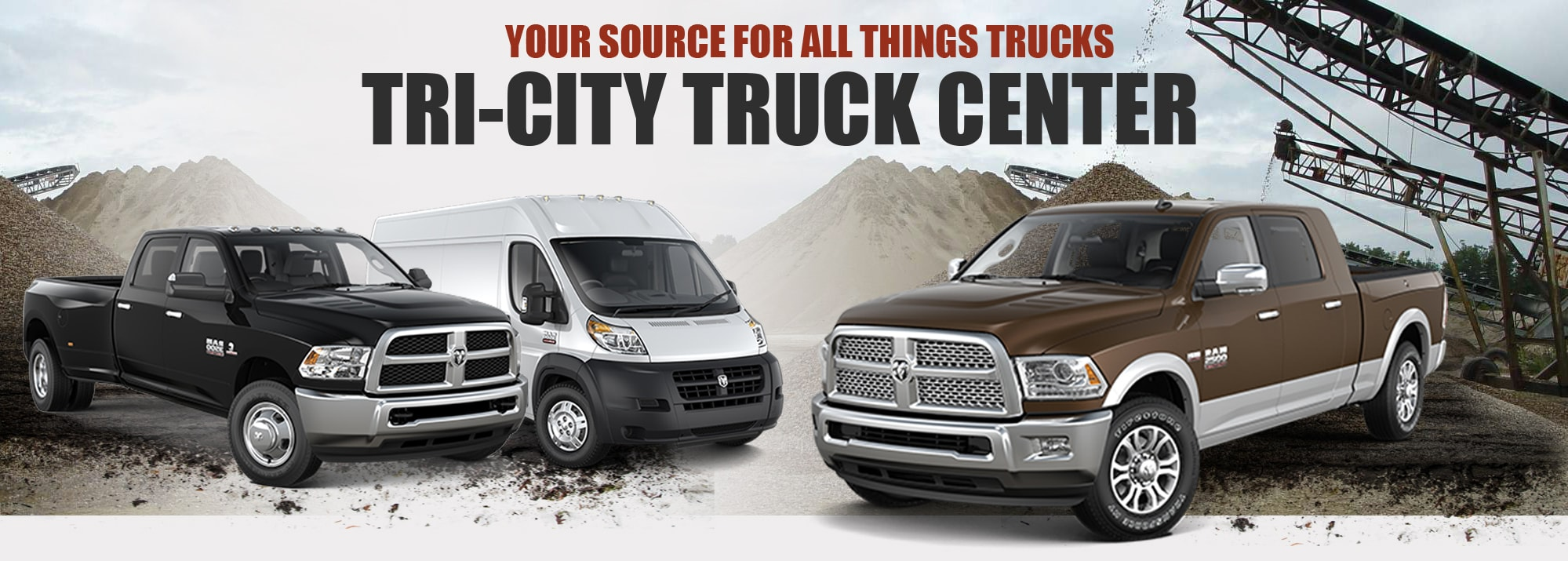 Tri-City Truck Center in Somersworth, NH