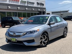 2016 Honda Accord Sedan LX  FWD / 2.4 4 CYL. /  Auto sedan