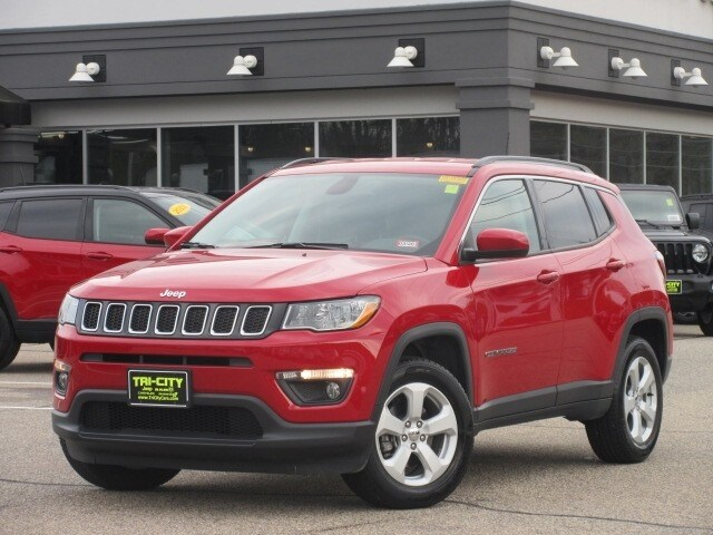 Tri City Jeep >> Used 2018 Jeep Compass For Sale At Tri City Chrysler Dodge