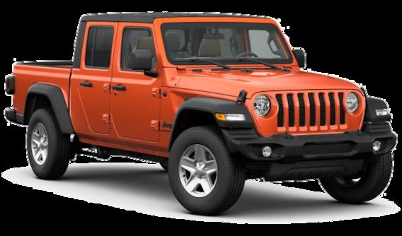 Pre Order The All New 2020 Jeep Gladiator Tri City Chrysler Dodge