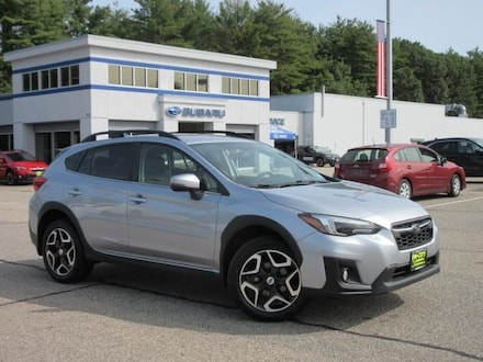 2018 Subaru Crosstrek 2.0I Limited AWD / AWP / Leather /  Auto SUV Somersworth New Hampshire