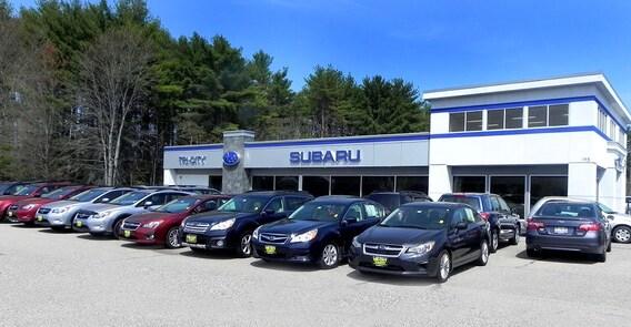 Subaru Dealers In Maine >> Tri City Subaru Serving Our Maine Customers