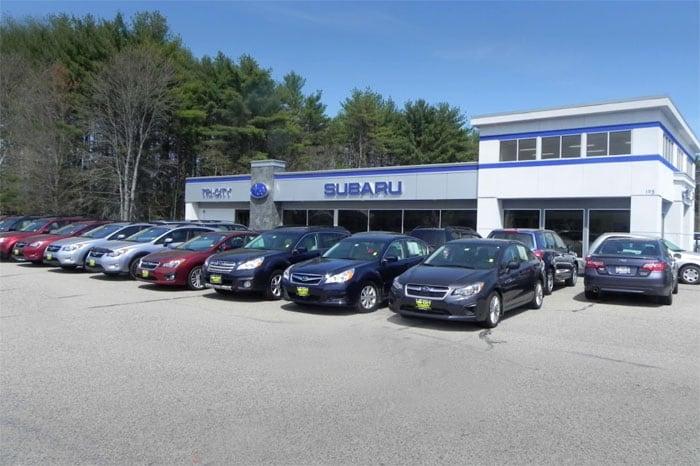 Tri City Subaru Subaru Dealership Somersworth Nh Near Portsmouth