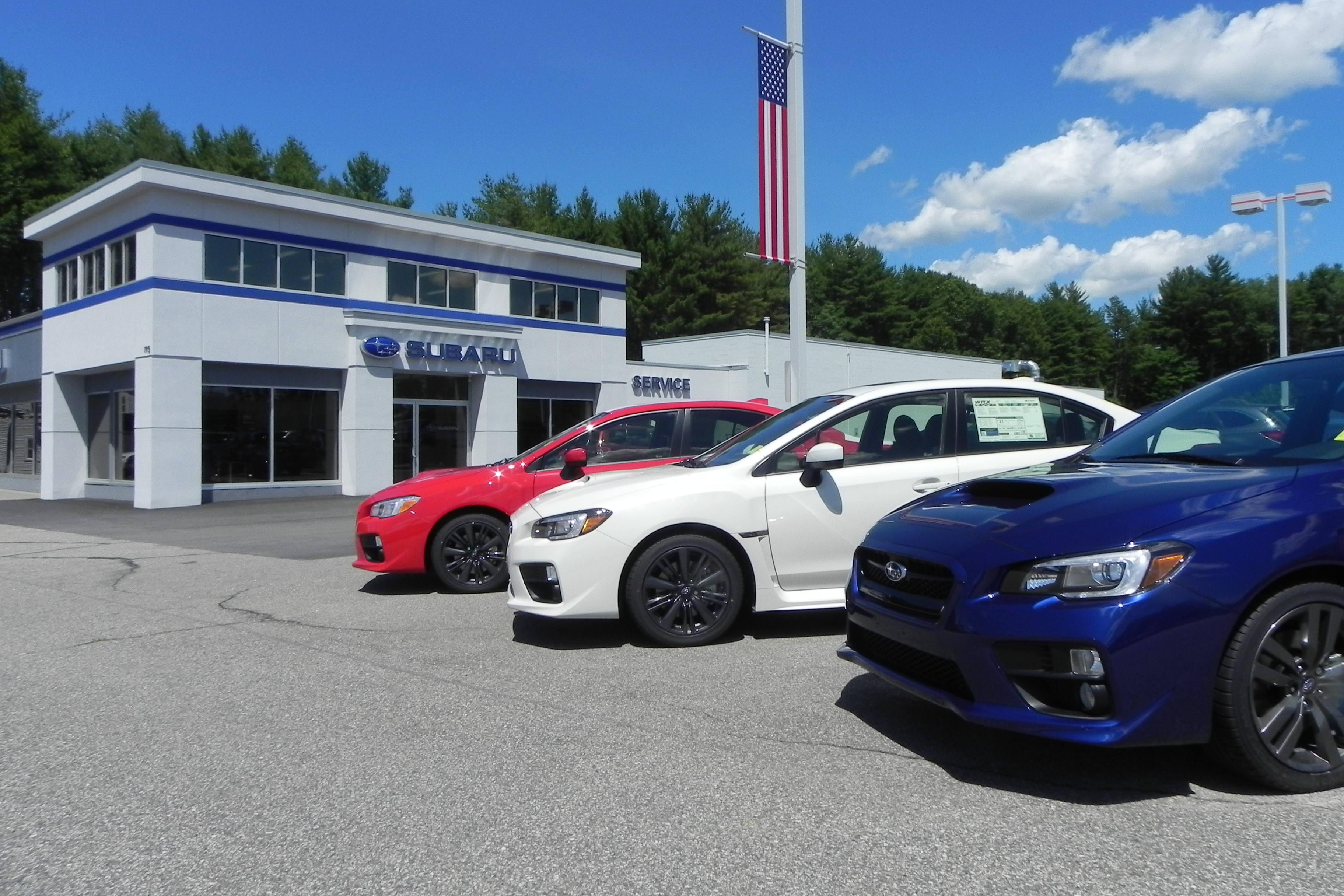 Tri City Subaru: Subaru Dealership Somersworth NH