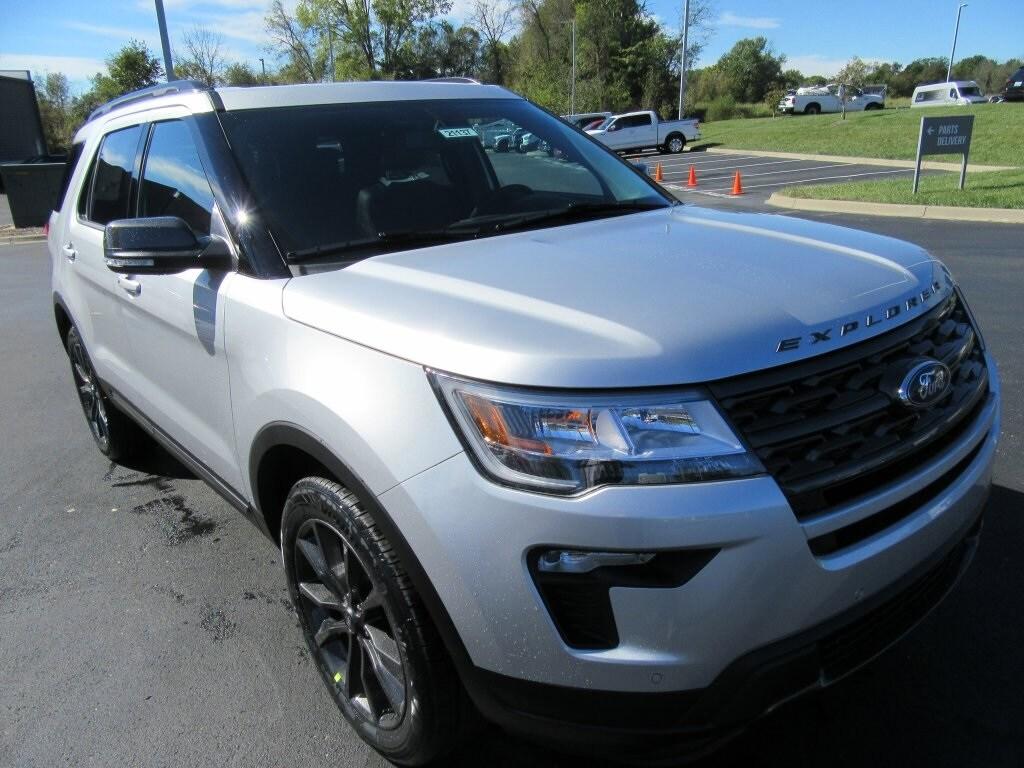 New 2019 Ford Explorer XLT Sport Utility Buckner, Kentucky