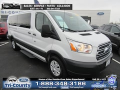 Used 2017 Ford Transit-350 XLT Low Roof Wagon For Sale in Buckner, KY