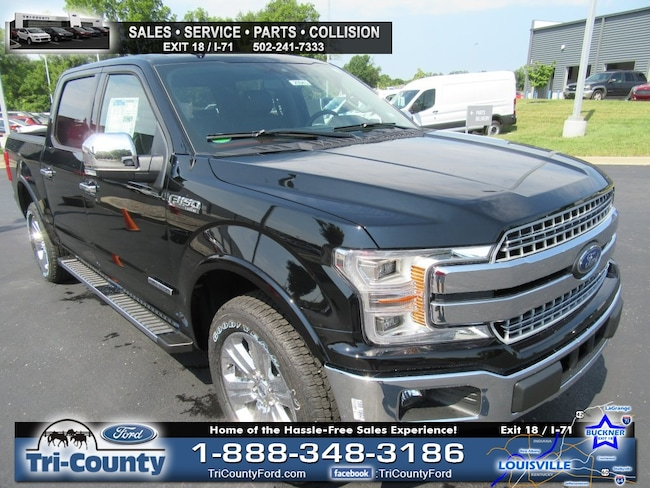 2018 Ford F-150 Lariat SuperCrew For Sale in Buckner, KY