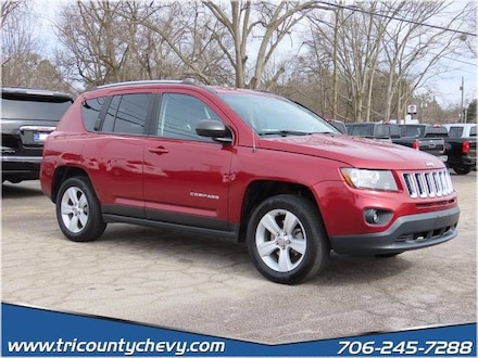 Used 2016 Jeep Compass Sport in Cumming GA
