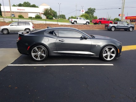 2016 Chevrolet Camaro SS SS  Coupe w/2SS