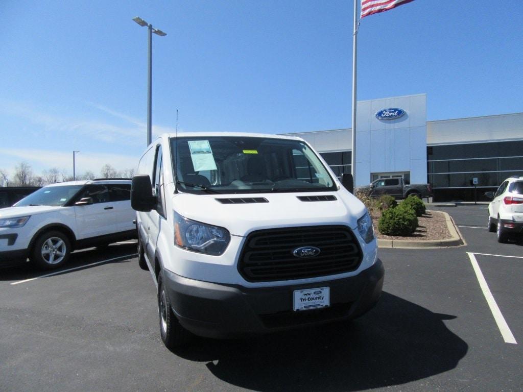 2017 Ford Transit-250 Low Roof Cargo Van