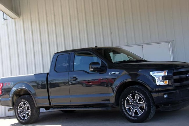 2016 Ford F-150 Lariat Truck Extended Cab