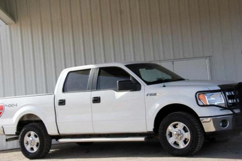 2014 Ford F-150 Supercrew-157 Crew Cab Truck