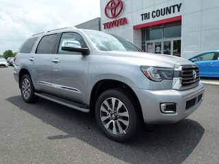 2018 Toyota Sequoia Limited Limited 4WD