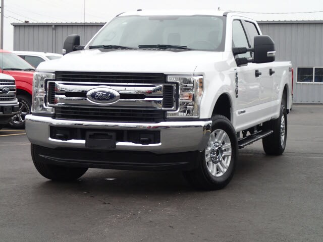 2019 Ford F-250 Super Duty CC 4x4 XLT  Crew Cab 6.8 ft. SB Pickup