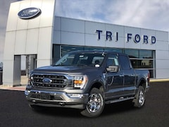 2021 Ford F-150 XLT Truck SuperCrew Cab
