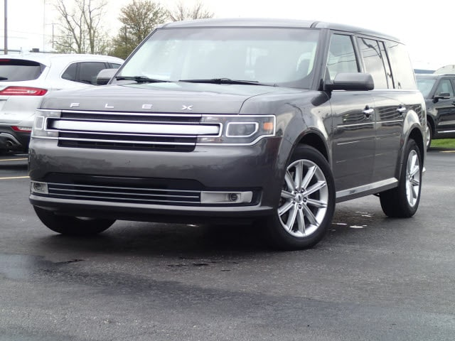 2018 Ford Flex Limited Limited  Crossover