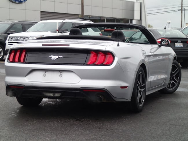 Used 2019 Ford Mustang For Sale in Highland, IL | Tri Ford