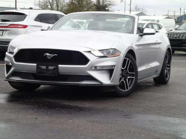 2019 Ford Mustang Conv EcoBoost  Convertible