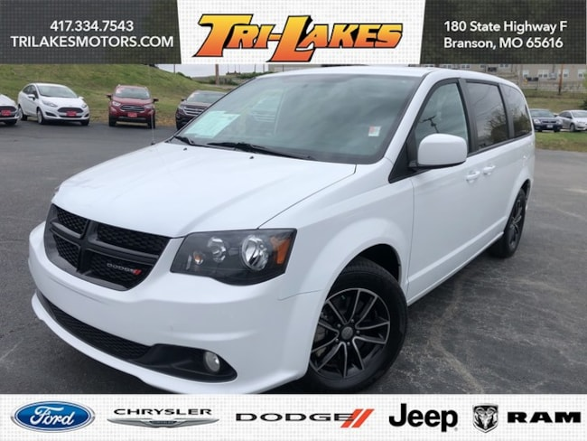 2018 Dodge Grand Caravan SE Plus Minivan/Van