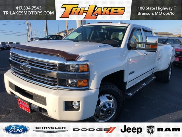 2016 Chevrolet Silverado 3500HD High Country Pickup Truck