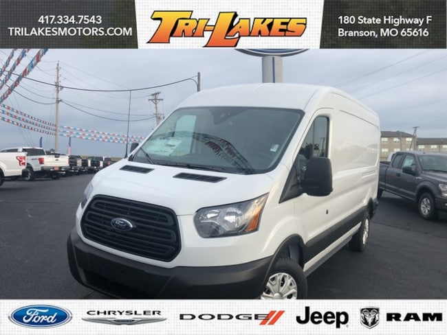 2019 Ford Transit Van 250 Commercial-truck