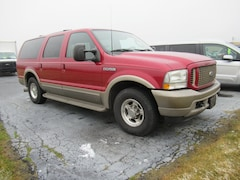 2003 Ford Excursion Eddie Bauer Eddie Bauer  SUV