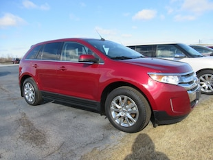 2013 Ford Edge Limited Limited  Crossover
