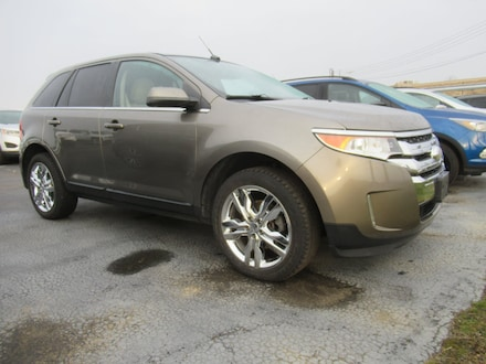 2013 Ford Edge Limited w/Nav AWD Limited  Crossover