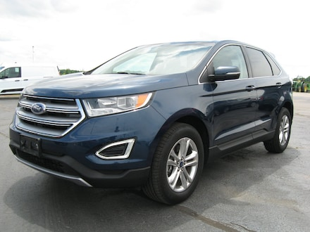 2017 Ford Edge SEL Ecoboost w/Nav AWD SEL  Crossover