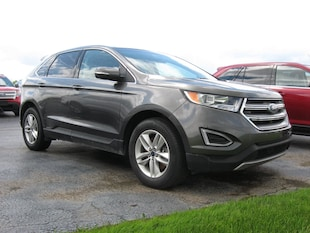 2016 Ford Edge AWD SEL w/ Navigation AWD SEL  Crossover