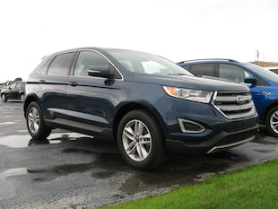 2017 Ford Edge AWD SEL w/ Navigation AWD SEL  Crossover