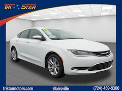 Certified pre-owned cars, trucks, and SUVs 2015 Chrysler 200 Limited Sedan for sale near you in Pennsylvania